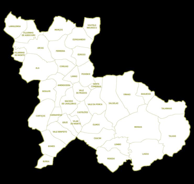 macedo de cavaleiros mapa Macedo de Cavaleiros | AMTQT macedo de cavaleiros mapa